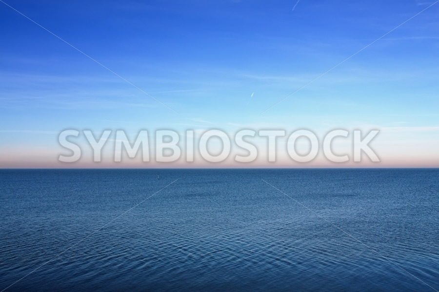 Ocean sunset - Jan Brons Stock Images
