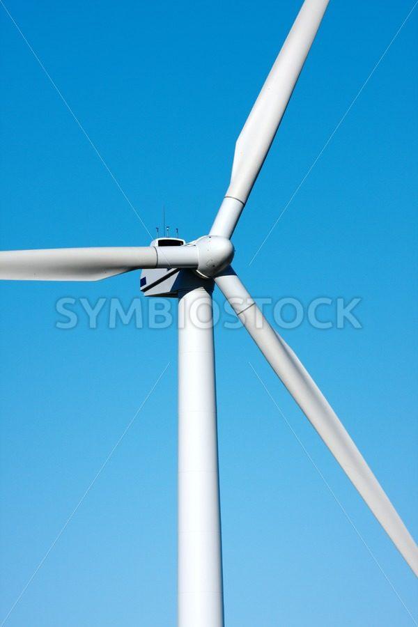 Windmill Alternative Energy - Jan Brons Stock Images