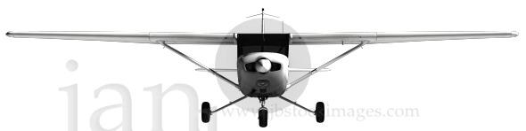 Cessna 152 Transparent